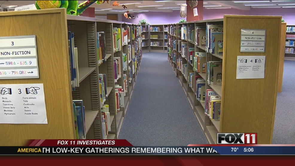 Communities use police, collection agencies for overdue library books