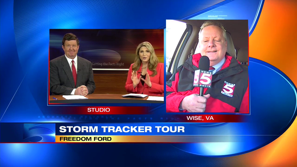 Freedom Ford Wise Va >> Stormtracker Freedom Ford In Wise Va Wcyb