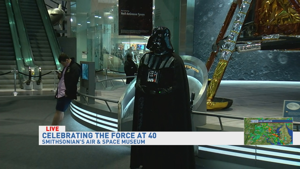 Smithsonian celebrates 40th anniversary of 'Star Wars'