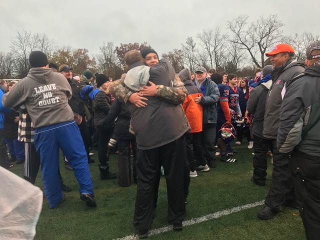 Edwardsburg downs River Rouge in semi-final action // WSBT 22 Photo