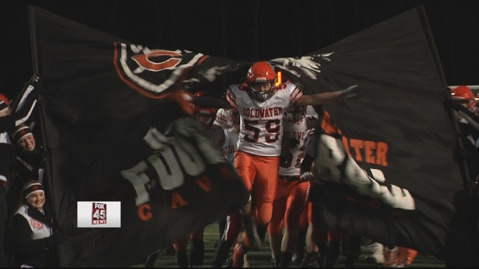Coldwater cruises past CHCA, Cavs win 8th straight regional title
