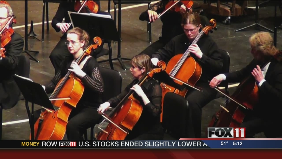 Finale coming for Green Bay Symphony Orchestra