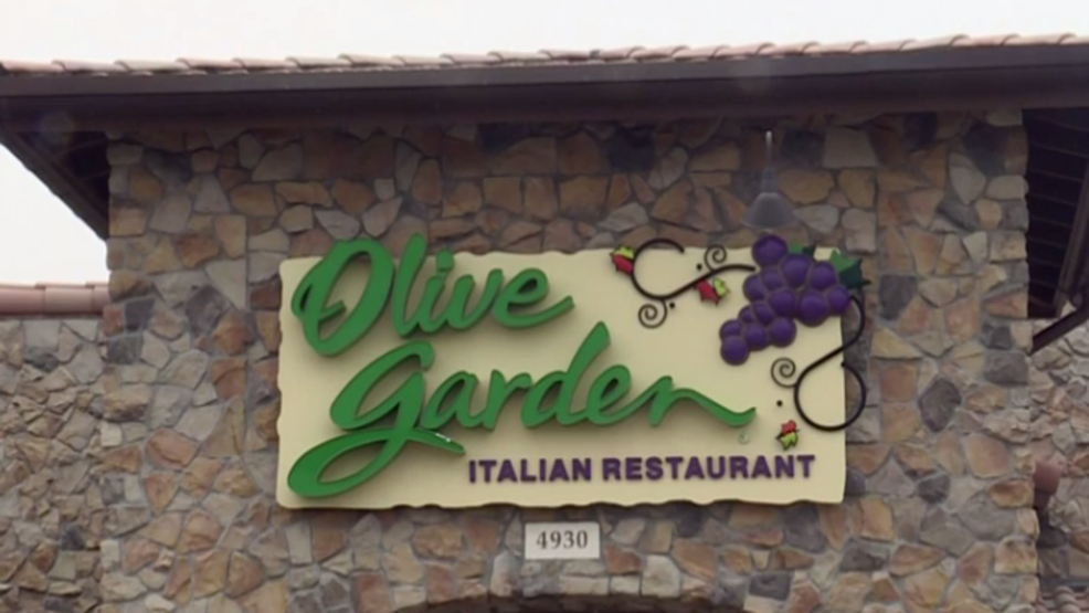 Olive Garden delivers free Labor Day lunch to First Responders | KMEG