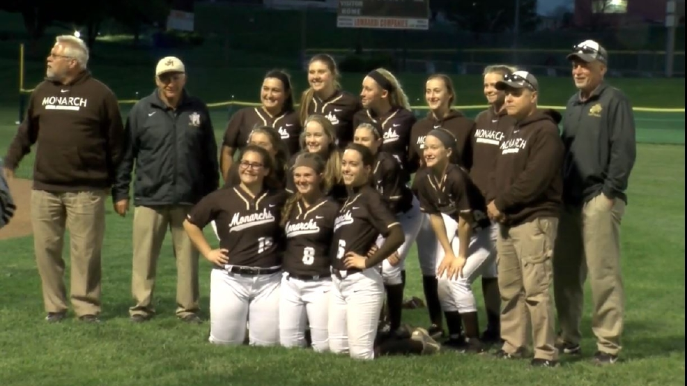 5.3.17 Video - Team of the Week - John Marshall Monarchs softball