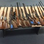 5 arrested after 18 firearms stolen from Yoncalla recovered near Eugene