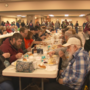 Thanksgiving tradition lives on through food, fellowship