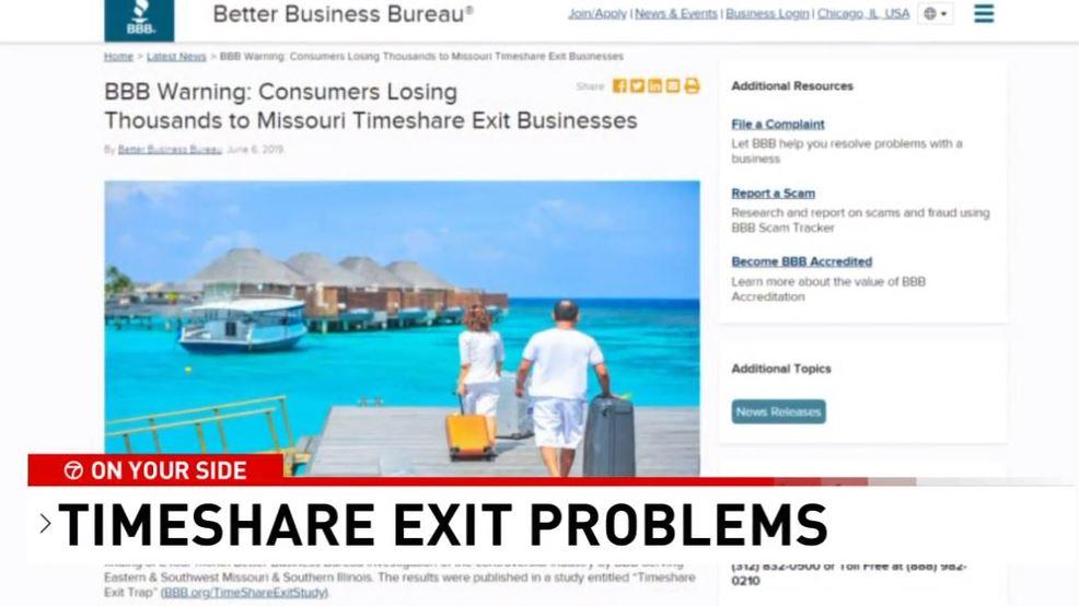 Consumer Alert: Better Business Bureau says beware of