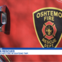 Oshtemo firefighters rescue woman from smoke-filled home