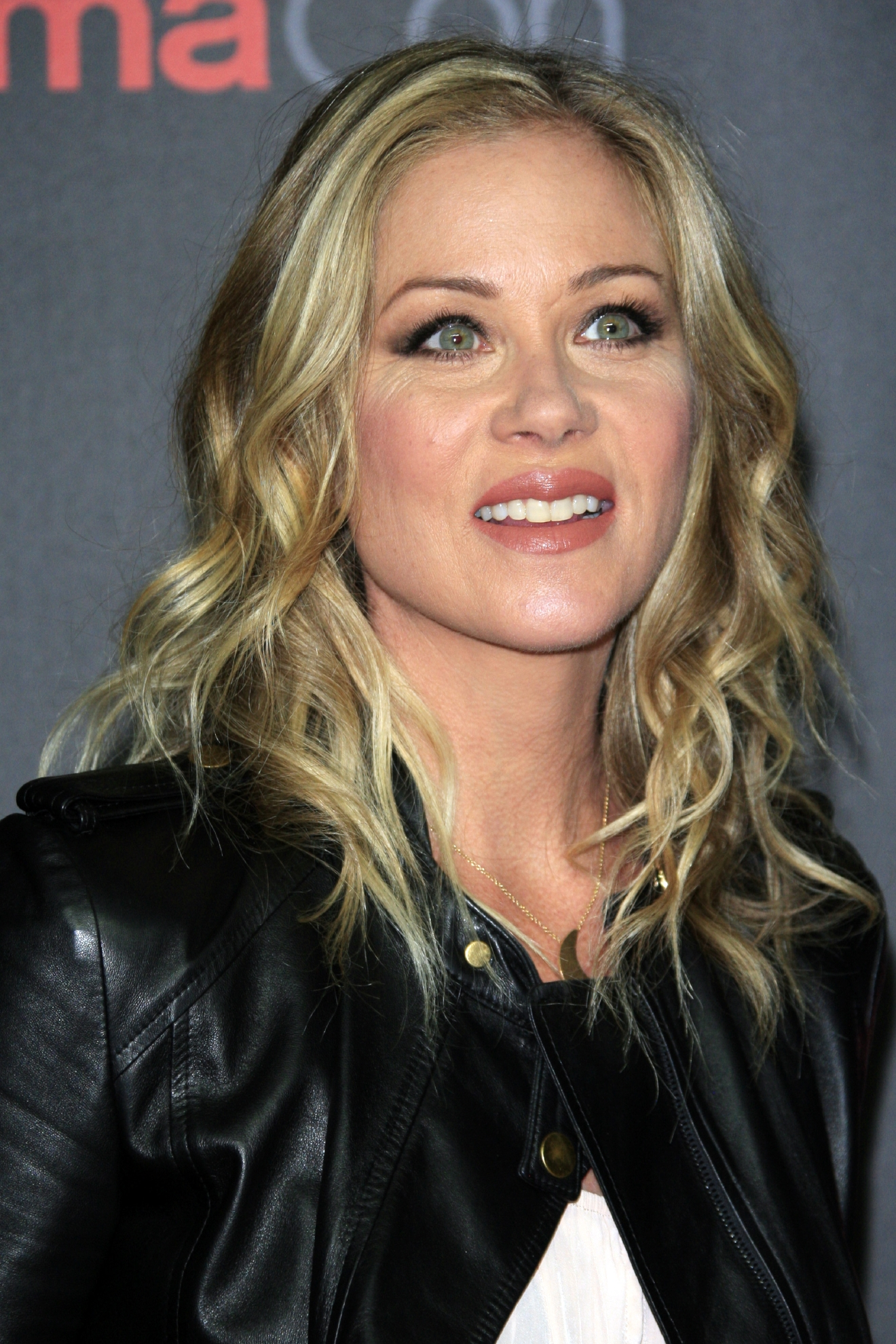 2015 CinemaCon - 'The Big Picture' at Caesars Palace Hotel & Casino - Arrivals                                    Featuring: Christina Applegate                  Where: Las Vegas, Nevada, United States                  When: 21 Apr 2015                  Credit: Dave Bedrosian/Future Image/WENN.com                                    **Not available for publication in Germany, Poland, Russia, Hungary, Slovenia, Czech Republic, Serbia, Croatia, Slovakia**