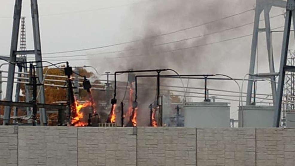 multiple departments called to investigate fire at consumers energy