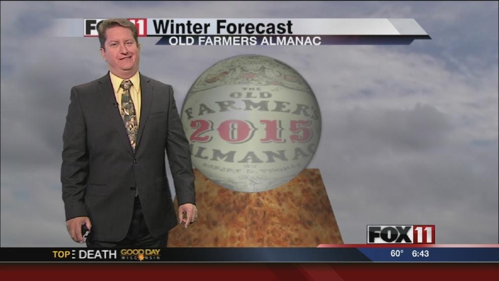 Doug on Old Farmer's Almanac 2015 thumb