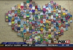 Art Meets Heart Community Mosaic