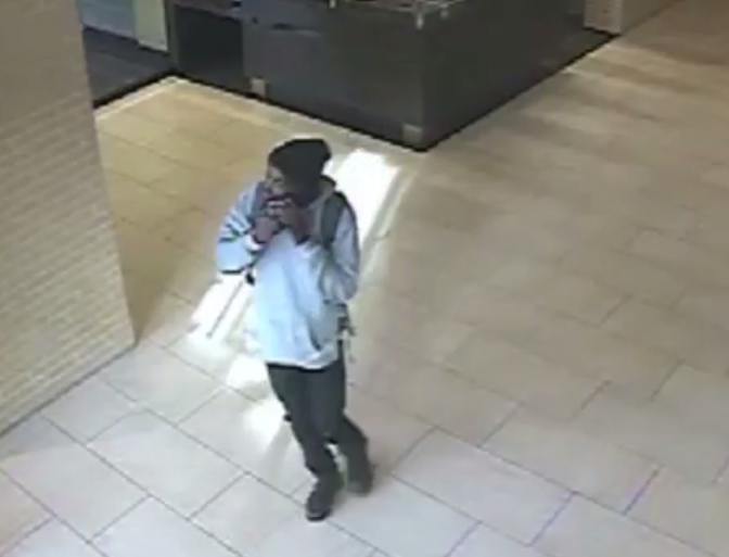 New photos of man wanted for sex assault in Arlington, Va.  Friday, May 12, 2017 (Arlington County Police)