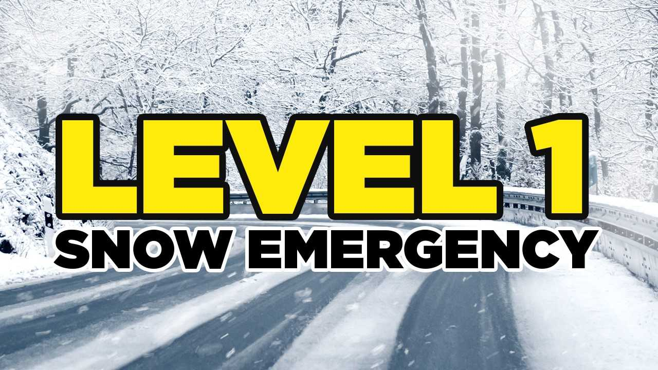<p>LEVEL 1: Roadways are hazardous with blowing and drifting snow. Roads may also be icy. Motorists are urged to drive very cautiously. (WSYX/WTTE)</p>