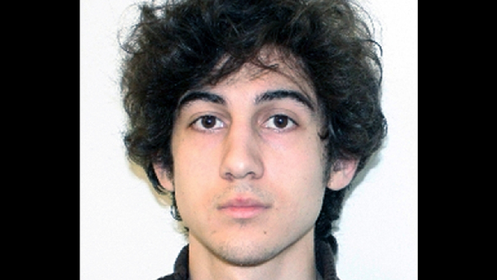 FILE - This file photo provided Friday, April 19, 2013 by the Federal Bureau of Investigation shows Boston Marathon bombing suspect Dzhokhar Tsarnaev, charged with using a weapon of mass destruction in the bombings on April 15, 2013 near the finish line of the Boston Marathon. On Thursday, Jan. 30, 2014, U.S. Attorney General Eric Holder authorized the government to seek the death penalty in the case against Tsarnaev. (AP Photo/Federal Bureau of Investigation, File)