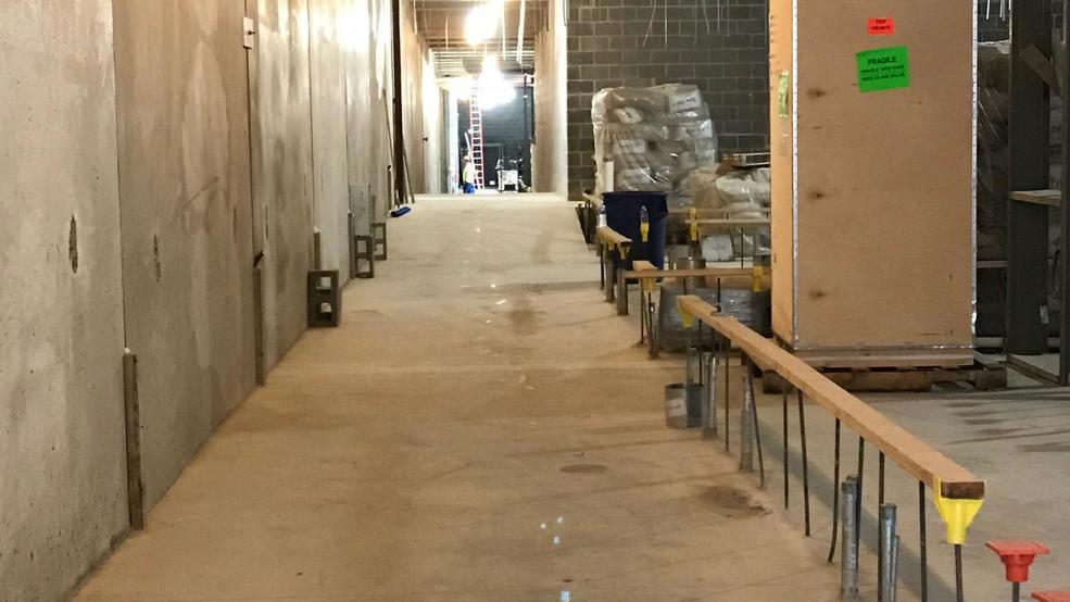 EXCLUSIVE: Inside look at new Adams County Jail | KHQA