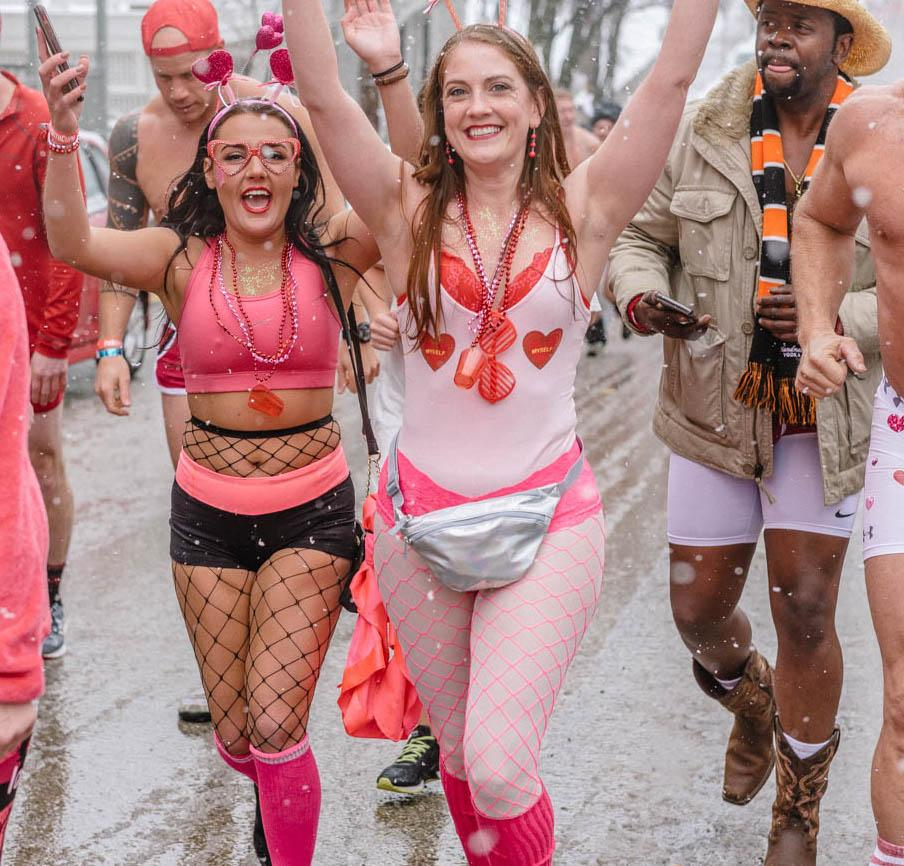 Event: Cupid's Undie Run (Feb. 17) / Image: Mike Menke // Published: 3.3.18