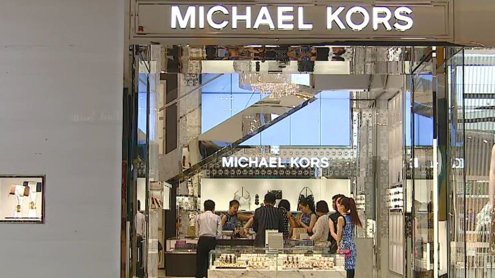 Michael kors to close 100 stores wsyx for Michaels craft store close to me