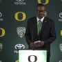 Oregon introduces Willie Taggart as new head football coach