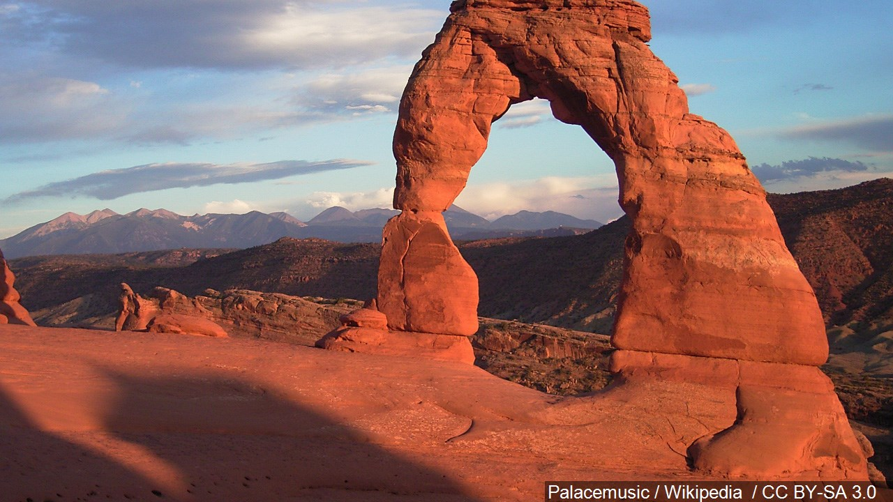 Utah is the second smartest state in the country, according to a new study. (Photo: Palacemusic via Wikipedia via MGN)<p></p>