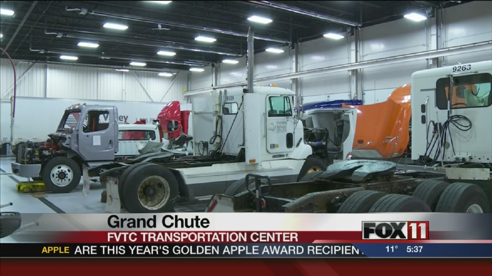 FVTC transportation center opens