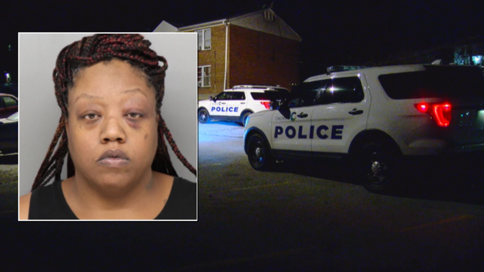 Kennedy Heights woman charged in stabbing