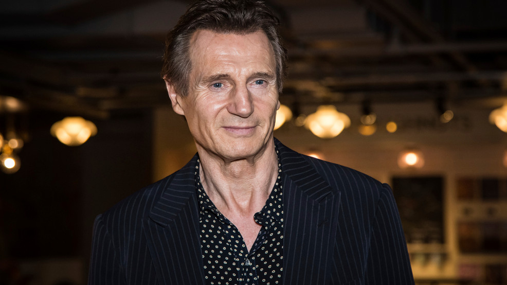 For Liam Neeson and son, 'Made in Italy' was a family affair