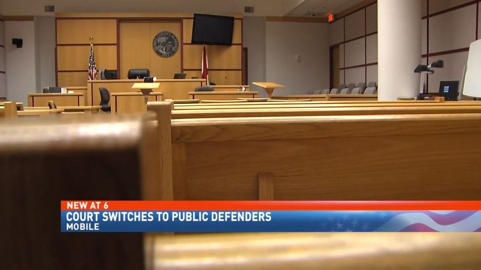 (WPMI) Public Defender Office coming to Mobile County