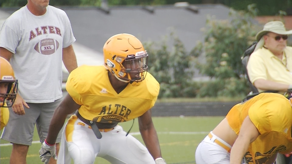 Alter Spint alter and fairmont excited to open season on thursday lights
