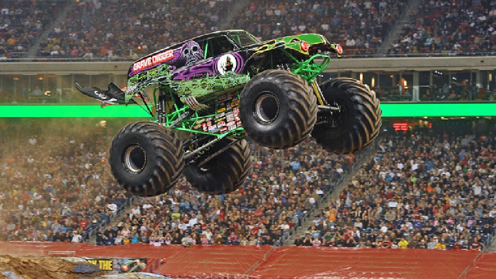 Grave Digger (Photo: PMI)
