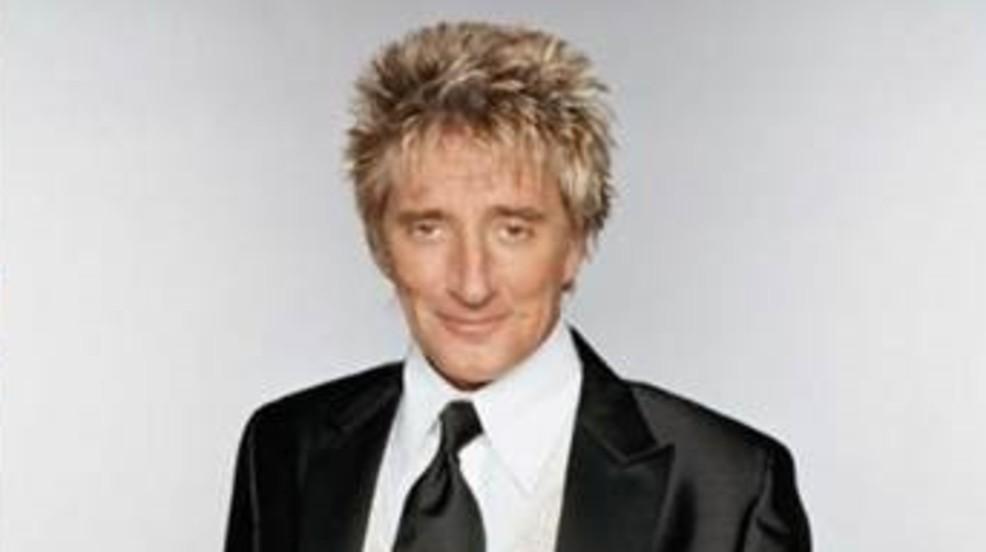 Rod Stewart bringing tour to O...