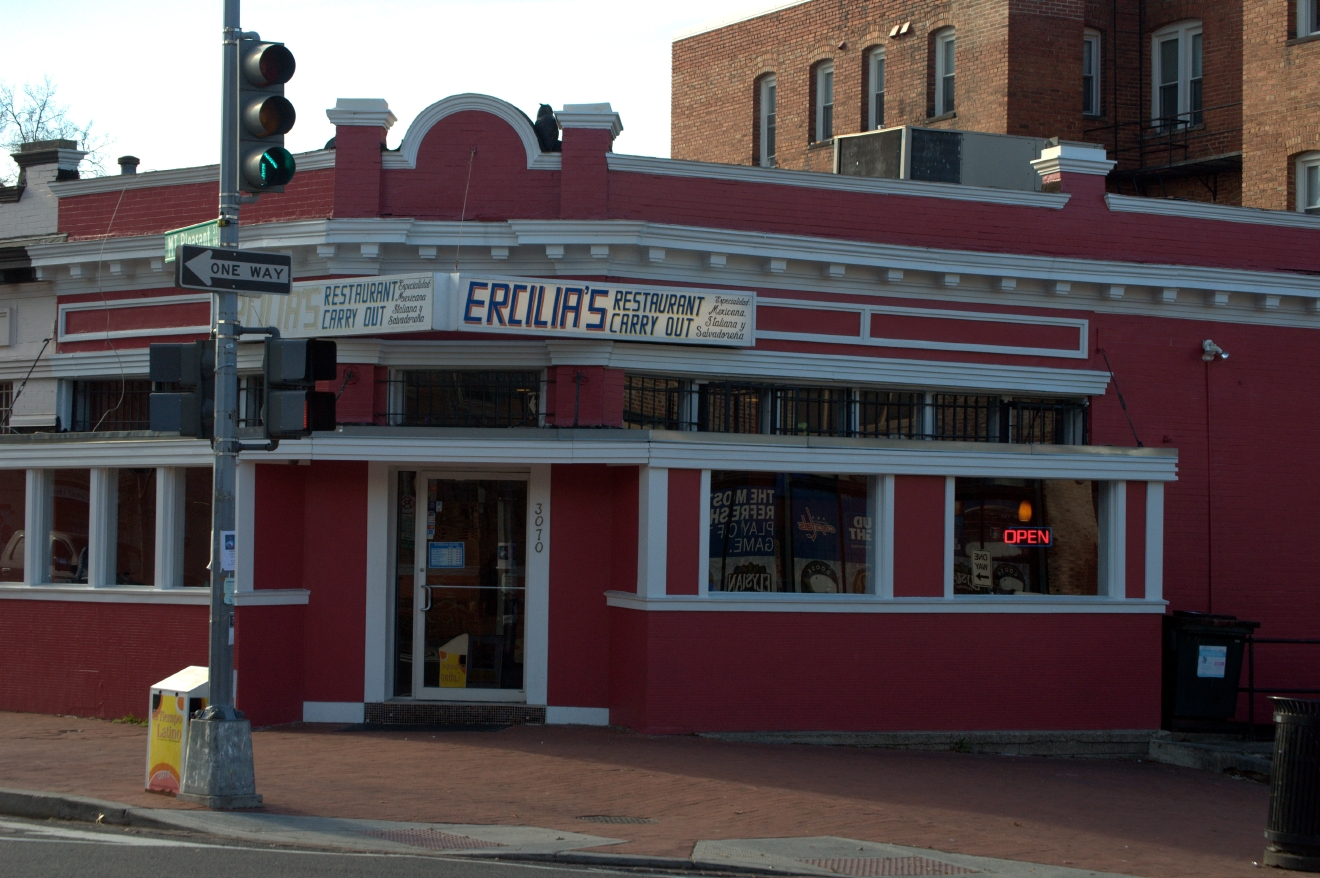 Ercilia's is more than a neighborhood restaurant. It's a place that feels like home. (Image: Laura Wainman/ DC Refined)