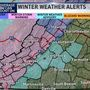 Winter weather alerts remain as spring begins, light snow expected into Wednesday