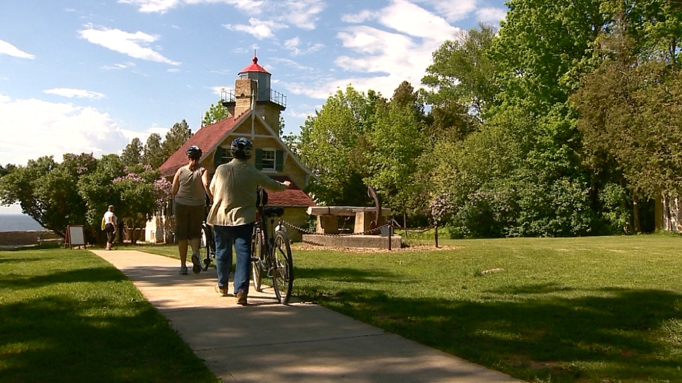 Wisconsin is offering free admission to all state parks on June 7 and 8.