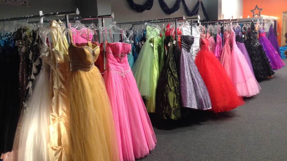 Prom dresses (File Photo)