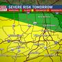 Mike Linden's Forecast | Severe threat returns for Saturday and Sunday