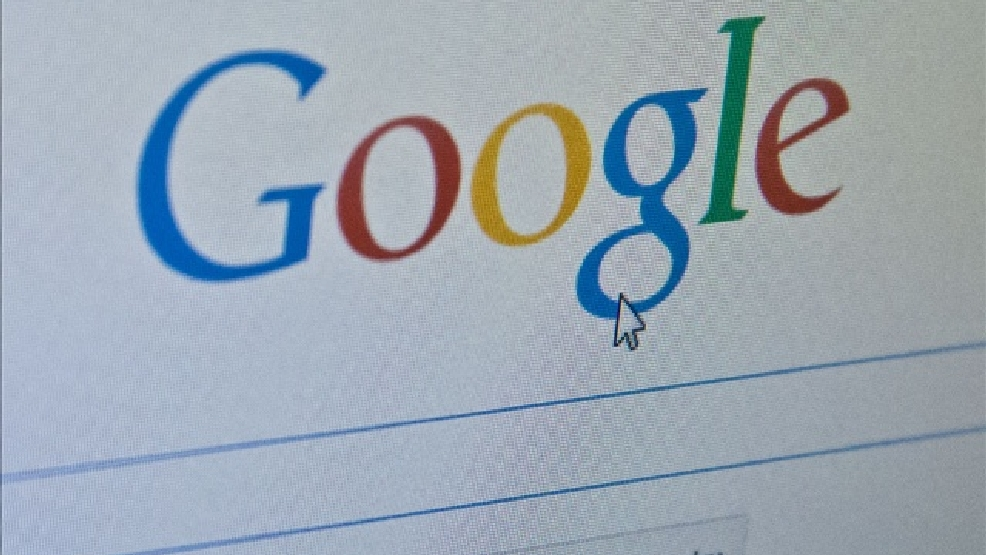 Google home page (Photo Credit: MGN Photo)