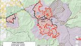 Recent storm shifts Umpqua North Fire efforts to suppression repair