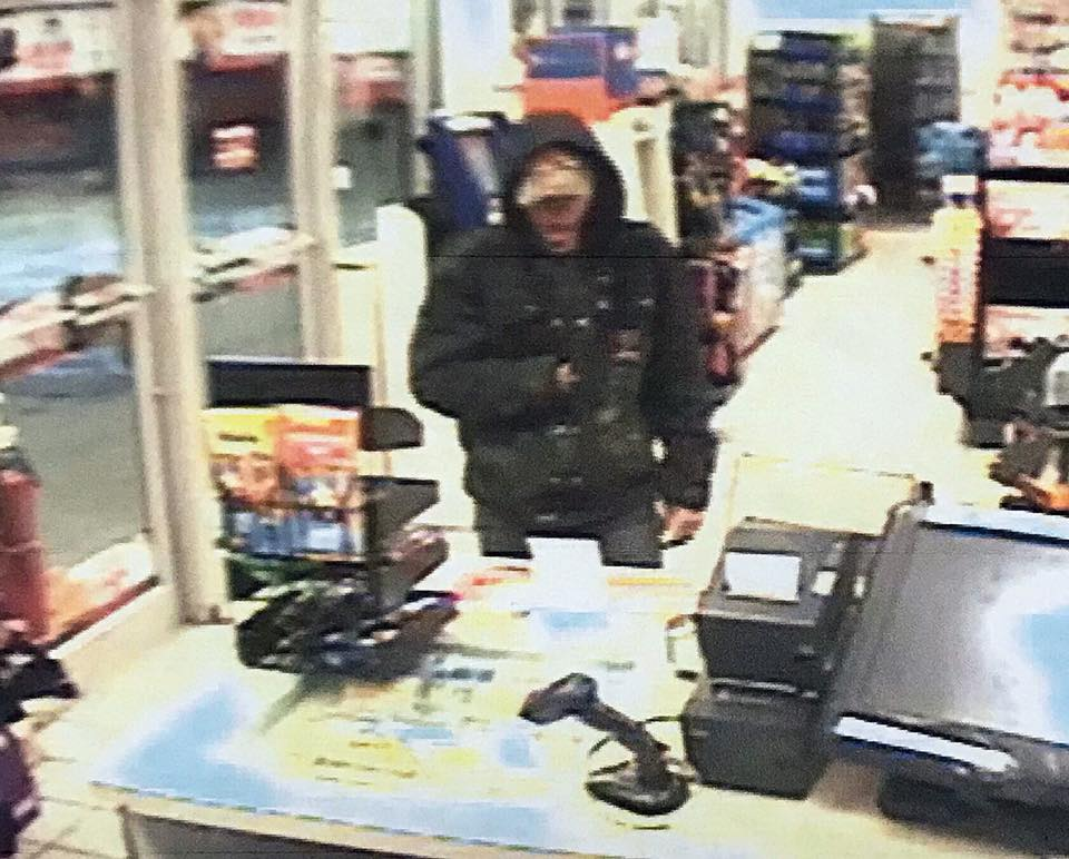 The Bay County Sheriff needs your help identifying a suspect connected to an armed robbery. (Photo Credit: Bay County Sheriff's Office){&amp;nbsp;}<p></p>