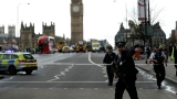 Gallery: Police investigating terror attack near UK Parliament