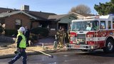 Crews battle house fire in northeast El Paso; cause of fire under investigation
