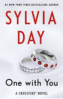 #18. One with You: Book 5 of A Crossfire Series by Sylvia Day  Amazon announced the best-selling books of 2016 earlier this week! How many have you read? (Image: Amazon.com)