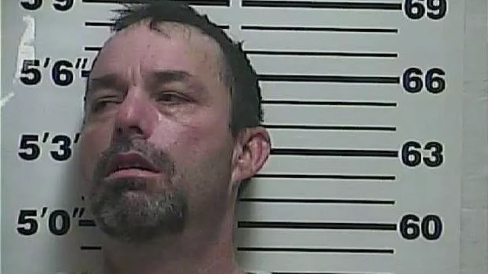 Man arrested on drug charges after traffic stop in TN (John O'Callaghan, Jr. (Source - Weakley County Sheriff's Office)).jpg