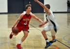 Valders visited Roncalli on Thursday in boys basketball. (Doug Ritchay/WLUK)