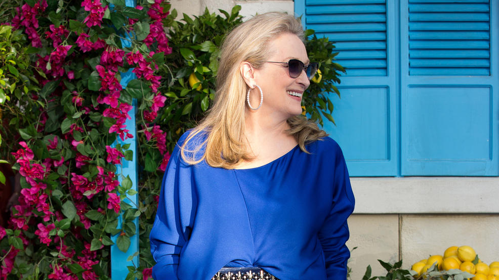 Meryl Streep to become grandmother for the first time