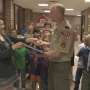 Cub Scout Leader Greg Dawes Is April's Jefferson Awards Winner
