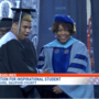 Sci Tech student receives his diploma against all odds