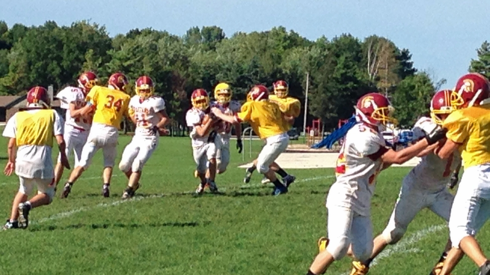 Luxemburg-Casco travels to West De Pere in the GameTime Game of the Week. (Doug Ritchay/WLUK)