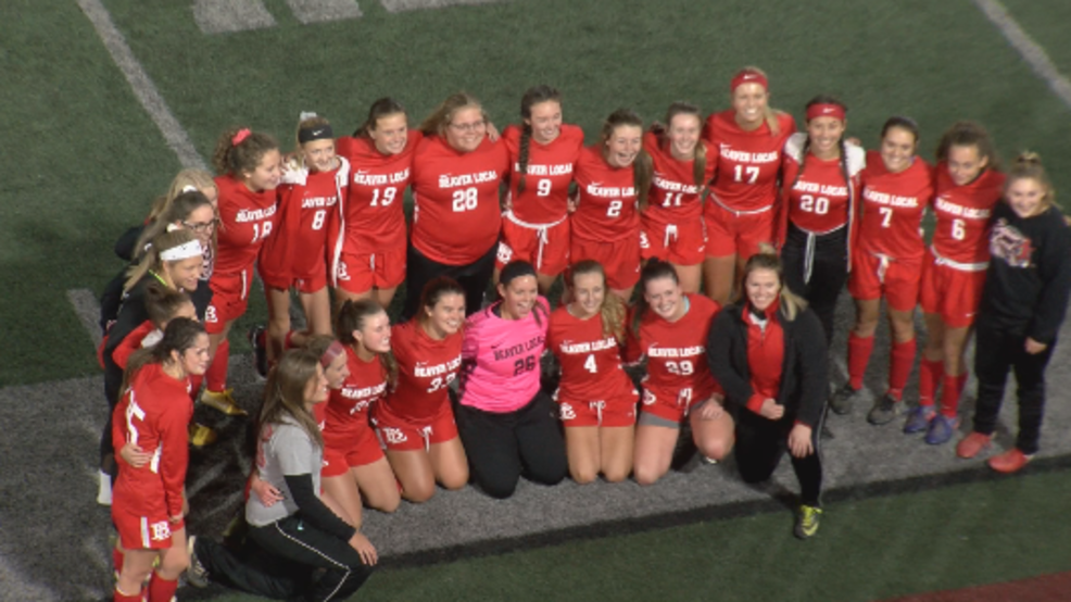 10.22.18 Highlights: Girls Soccer District Semi-Final, Beaver Local vs. St. Clairsville