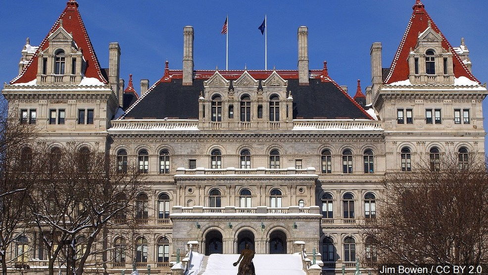 Albany Ny Haunted Capitol Tours